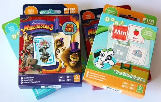 Concurso do Copaguinho: Doki e Madagascar