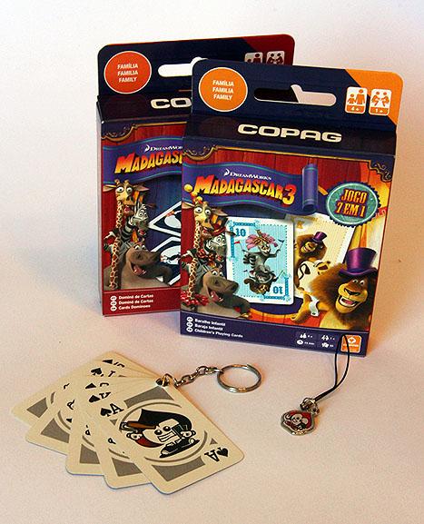 Concurso Madagascar e Copaguinho