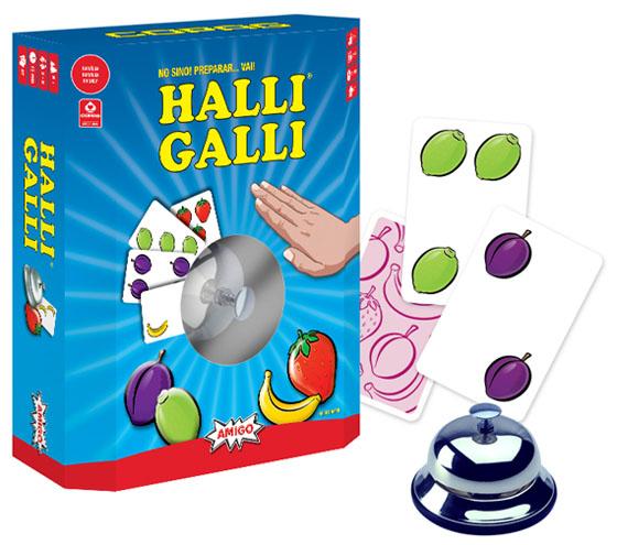 Jogo Halli Galli da Copag