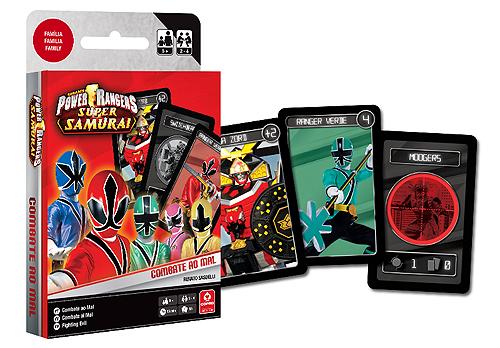 Power Rangers Samurai - Combate ao Mal